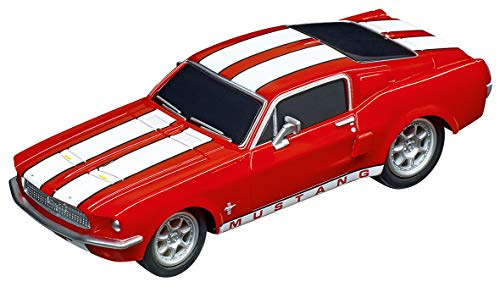Used, Ford Mustang '67 - Racing Red for sale  Delivered anywhere in USA