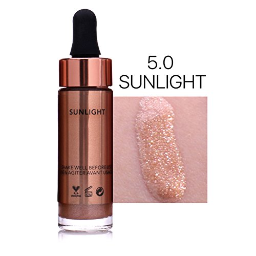 Hanyia Glow Liquid Highlighter Contour Glitter Shimmer Brigh