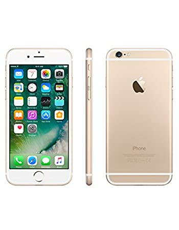 03b7570431 Amazon | SIM-FREE SIMフリーApple iPhone 6, Used Phone, 中古iPhone ...