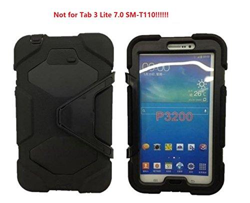 "Galaxy Tab 3 7.0"" Inch P3200 Case, KRYSTALH Shockproof He..."