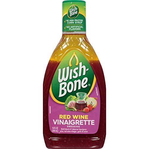 Wish-Bone Salad Dressing, Red Wine Vinaigrette, 15 Ounce