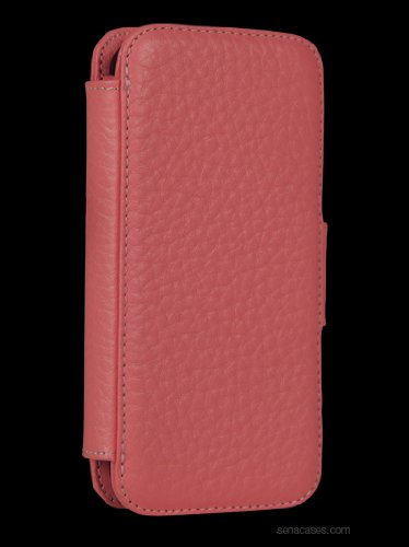 SENA Case Walletbook für Apple iPhone 5 pink