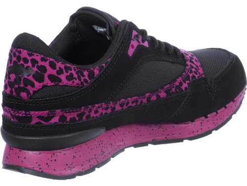Kangaroos Rage Animal UK: 4.5 / EU: 37, black magenta leopard