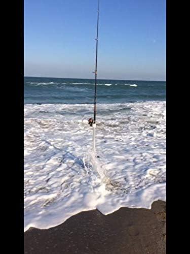"Eagle Claw 15/"" Sand Spike Rod Holder"