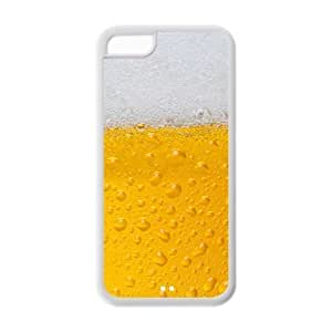 LJF phone case Beer Fashion Design Cover Skin for iphone 4/4s