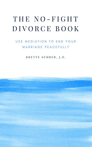 The No-Fight Divorce Book by [Sember JD, Brette]