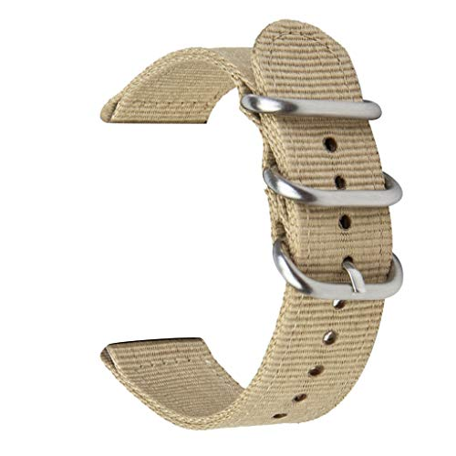 - BIYATE Bands Compatible with Apple Watch Band 42mm 44mm, Woven Fabric Canvas Wrist Band Strap Bracelet for Women Men with iWatch Series 4 Series 3/2/1
