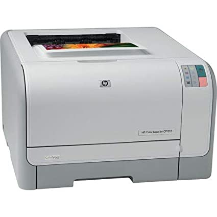 Amazon.com: HP CP1215 Color LaserJet Printer (Renewed ...
