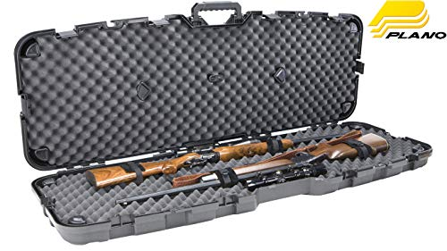 Plano Pro Max Double Scoped Rifle Case 30 Series Bow Tie