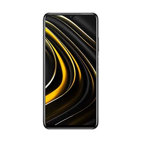 Poco M3 Dual SIM Smartphone Power Black 4GB RAM 64GB 4G LTE