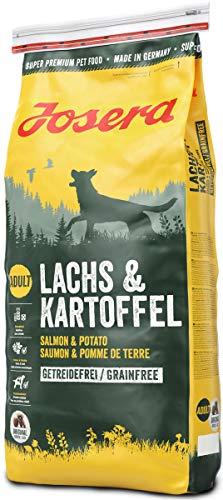 Josera Lachs und Kartoffel, 1er Pack (1 x 15 kg)