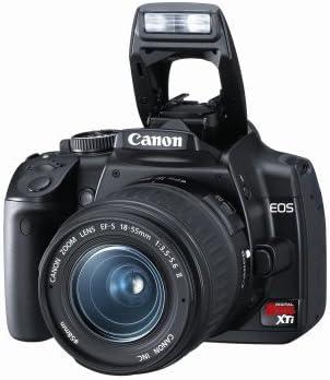 Amazon.com: Cámara digital Canon Rebel Xti 10.1 MP ...
