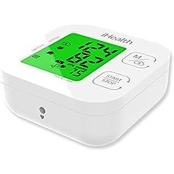 iHealth Track Wireless Upper Arm Blood Pressure Monitor