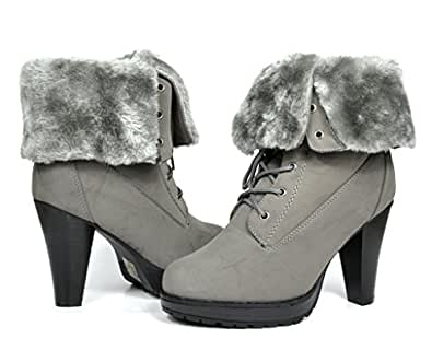 Amazon.com | DREAM PAIRS PARKA Women's Fashion Foldable
