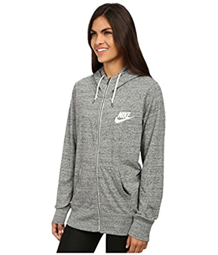 Nike Gym Vintage Womens Full-Zip Hoodie ()