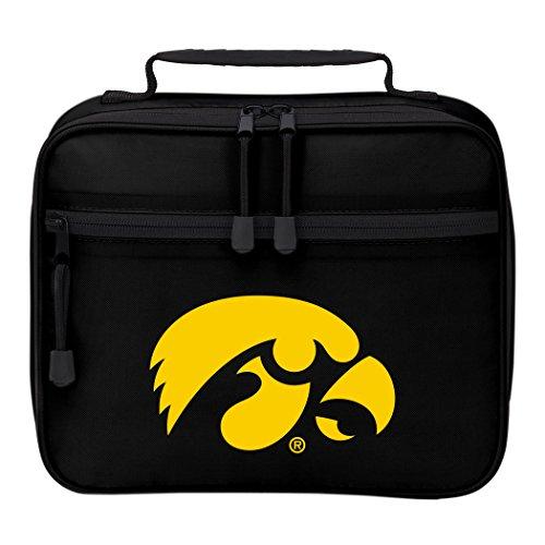 Iowa Hawkeyes Lunch Box - Officially Licensed NCAA Iowa Hawkeyes