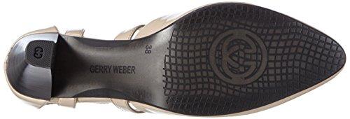Gerry Weber Josefine 07 - Tacones Mujer Beige - Beige (beige 200)