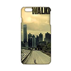 Angl 3D Case Cover The Walking Dead Phone Case for iPhone6 plus