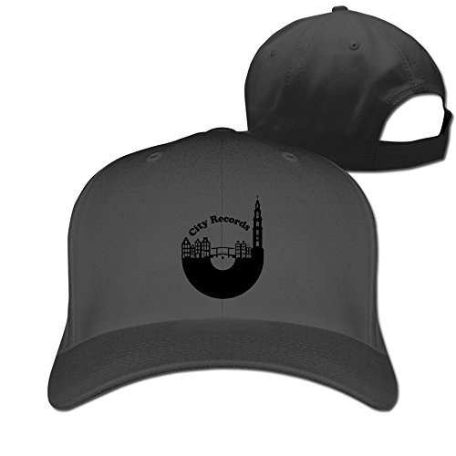 Shag Hat - City Records Amsterdam Cool Hiphop Cap Hat