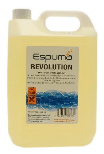 Espuma 0532-05 5L Revolution Wheel Cleaner
