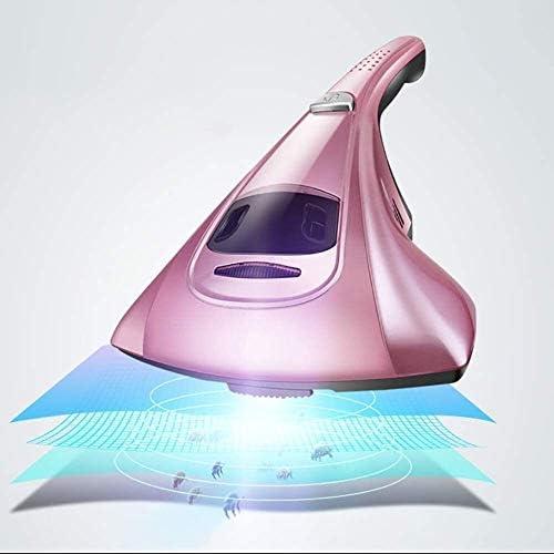 Aspirateur Anti-acariens for, Lampe UVC Tue Les bactéries, 400W puissants succions de Vibrations à Haute fréquence, Le taux de Capture jusqu\'à 99% -Rose Or Xuan - Worth Having