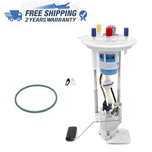 Fits 2004 2005 2006 2007 2008 Ford F150 / 07-08 Mark LT Model V8 5.4L Fuel Pump Assembly Module & Sending Unit E2436M ()