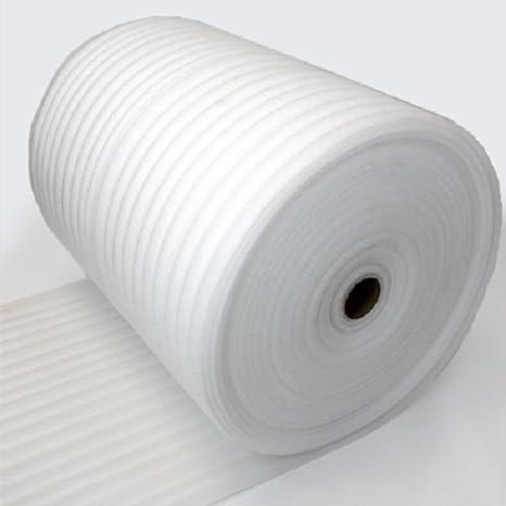 Cell-aire embalaje de espuma de polietileno 750 mm X 200 m X 1,5 mm Espesor: Amazon.es: Oficina y papelería