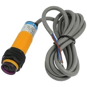 Sensor de nivel de agua DealMux acuario Liquid Interruptor de flotador, 37,5 cm, DC100V, 0.5 Amp, 10W: Amazon.es: Bricolaje y herramientas
