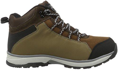Brown Wulstan Braun Icepeak 190 High Dark Herren Top gwxP056q