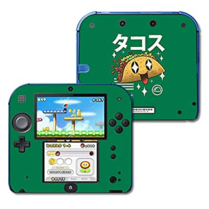 Amazon.com: MightySkins Skin Compatible with Nintendo 2DS ...