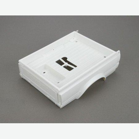 Tamiya TAM9335488 Toyota Hilux Rear Bed, Brown