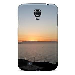 Durable Chania Crete Greece Back Case/cover For Galaxy S4