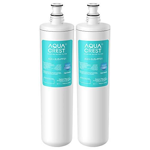 AQUA CREST 3US-PF01 Under Sink Water Filter