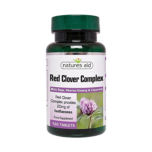 Natures Aid Red Clover - 1