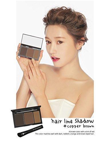 3 Concept Eyes 3CE Hair Line Shadow 2015 F/W Season New (Copper Brown)