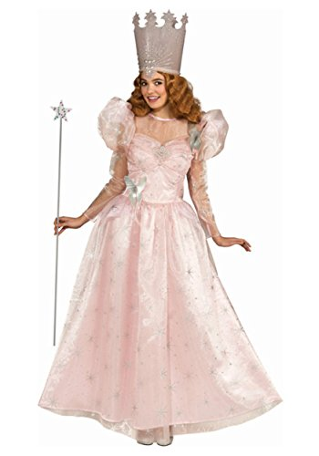 Plus Size Adult Glinda the Good Witch Deluxe Costume 2X