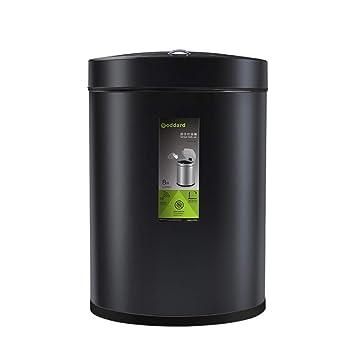 Papelera Cubo Basura Sensor Detector Movimiento Automatico Carga Usb Adecuado Para BañOs De Oficinas De Cocina