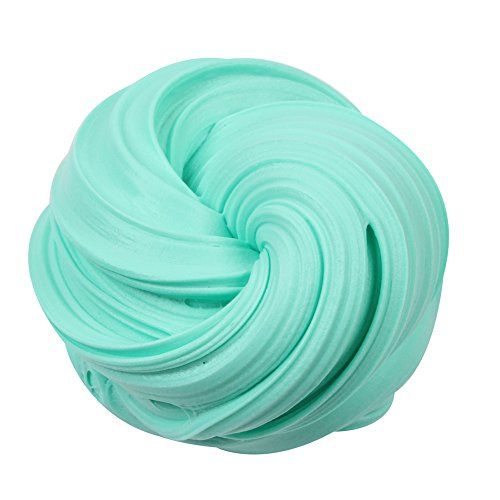 VOWUA Slime Beautiful Color Cloud Butter Slime Putty Scented Relieve Stress Clay Toys for Kids and Adults ()