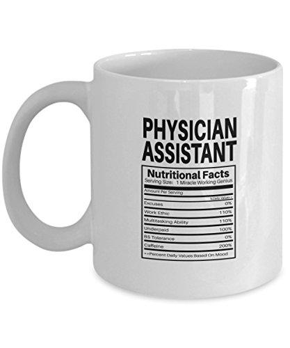 (Physician Assistant Gift Coffee & Tea Mug)