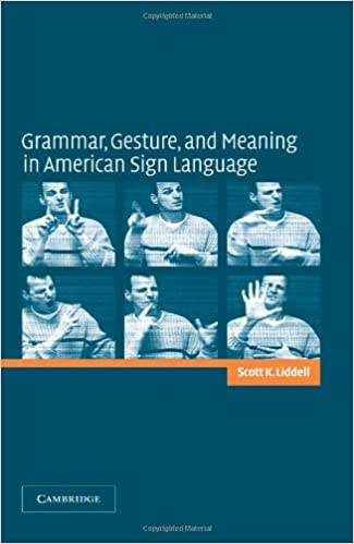 Amazon grammar gesture and meaning in american sign language grammar gesture and meaning in american sign language fandeluxe Image collections