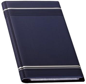 Visitenkartenmappe A4 Visitenkartenbuch Durable Visitenkartenalbum VISIFIX® 400