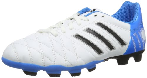 adidas Performance 11Questra Trx Fg J - Zapatillas Blanco (Bianco (Running White FTW/Black I/Solar Blue II))