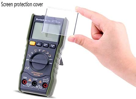 CHUNSHENN Digital Multimeter, High-precision automatic range digital multimeter Multi-function portable instrument