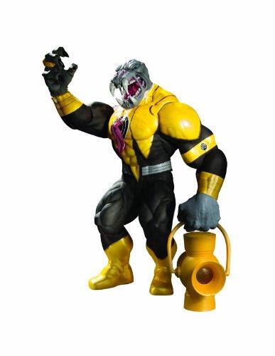 (DC Direct Blackest Night: Series 7: Sinestro Corps Member Arkillo Action Figure)