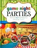 Game Night Parties, Jen Jones, 1476540063