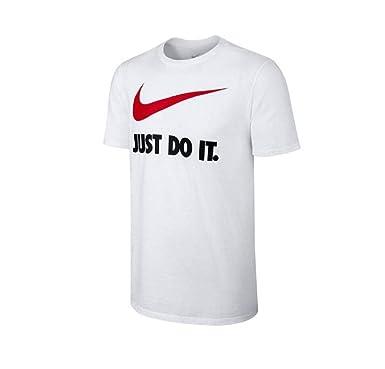buy popular 7456b 3687f Nike Herren M Nsw Tee Jdi Swoosh New T-Shirt