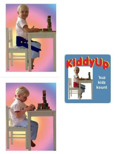 Kiddy-Up - Back Posture Support for Kids by Nada Chair