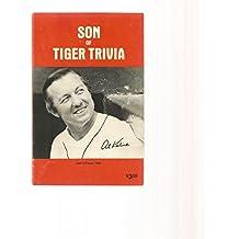 Son of Tiger Trivia