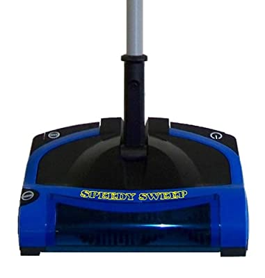 Speedy Sweep Sweeper Cordless Rechargeable Commercial Battery Floor Sweeper