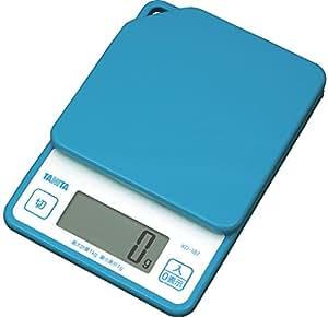 Tanita digital cooking scale 1kg Blue KD-187-BL